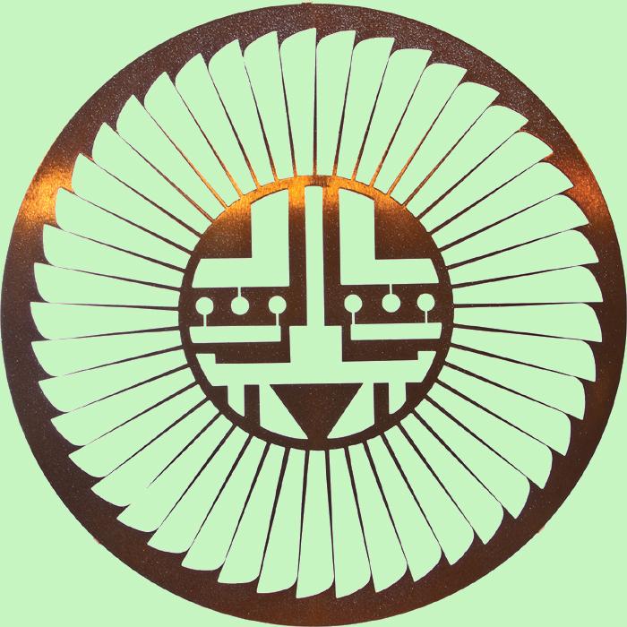 Sun Kachina Symbol